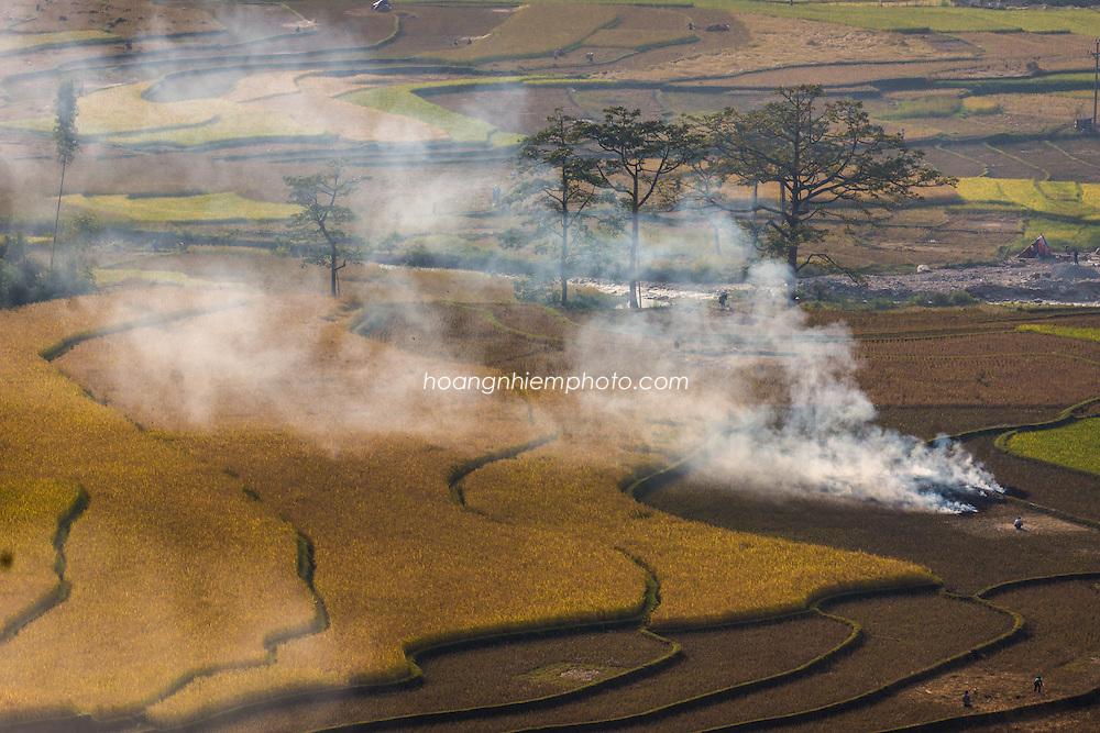 Vietnam Images-landscape-Tú Lệ-Yên Bái