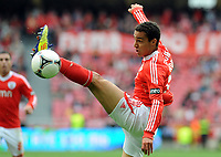 20120421: LISBON, PORTUGAL - Portuguese Liga Zon Sagres 2011/2012 - SL Benfica VS Maritimo<br />