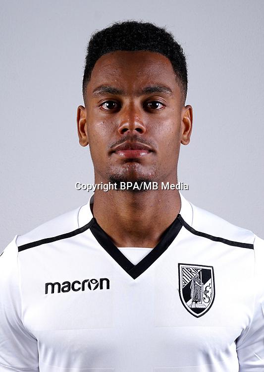 Portugal - Primera Liga NOS 2017-2018 / <br /> ( Vitoria Guimaraes S.C. ) - <br /> Nolan Mbemba