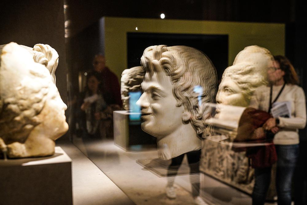La nuit des musées 2019, Musée d'art et d'histoire. Genève mai 2019, ©Nicolas Righetti/Lundi13