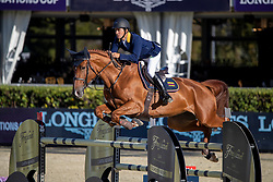Gallego Juan Manuel, COL, Fee Des Sequoias Z<br /> FEI Jumping Nations Cup Final<br /> Barcelona 2019<br /> © Hippo Foto - Dirk Caremans<br />  03/10/2019