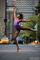 Dance As Art The New York City Photography Project with dancer Paige Fraser