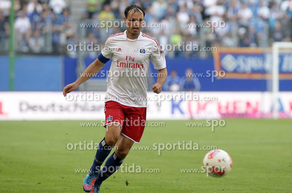 Football: Germany, Liga Total Cup, Hamburger SV, Hamburg, 04.08.2012.Heiko WESTERMANN (HSV) .©Êpixathlon