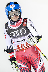 12.02.2019, Aare, SWE, FIS Weltmeisterschaften Ski Alpin, Teambewerb, im Bild Katharina Truppe (AUT) // Katharina Truppe (AUT) during Team competition of FIS Ski World Championships 2019. Aare, Sweden on 2019/02/12. EXPA Pictures © 2019, PhotoCredit: EXPA/ Dominik Angerer