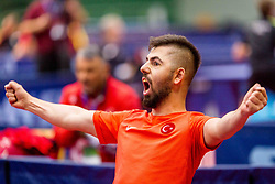 OZTURK Ali during day 3 of 15th EPINT tournament - European Table Tennis Championships for the Disabled 2017, at Arena Tri Lilije, Lasko, Slovenia, on September 30, 2017. Photo by Ziga Zupan / Sportida