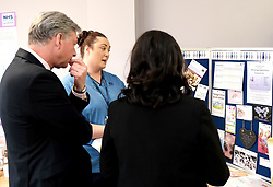 "Scottish Labour leader Richard Leonard and Health spokesperson Monica Lennon met with midwives in NHS Lanarkshire, ahead of a Scottish Labour debate which calls on the SNP Government to invest an additional £10 million for the implementation of Best Start and to investigate claims that midwives are not being given sufficient resources to do their jobs.<br /> <br /> Scottish Labour will use parliamentary time this week to call on the SNP Government to investigate reports that midwives do not have enough resources to do their jobs safely.<br /> <br /> Concerns have been raised in an open letter by midwives in NHS Lothian, which claim they do not have enough computers, equipment and pool cars.<br /> <br /> Scottish Labour have also called for an additional £10 million to be allocated towards the implementation of the Best Start recommendations, to ensure that midwives are given adequate time, training and resources.<br /> <br /> Scottish Labour Health Spokesperson Monica Lennon said:<br /> <br /> ""Midwives play a crucial role in caring for women and babies. The best way of recognising their contribution to our NHS is by making sure they have enough resources to do their jobs safely.<br /> <br /> ""That's why Scottish Labour is calling on the SNP Government to investigate reports about a lack of equipment and resources, and to provide an additional £10 million towards the implementation of the Best Start recommendations.<br /> <br /> ""The Health Secretary must listen to the concerns of midwives and take urgent action to address the workforce crisis.""<br /> <br /> Pictured: Richard Leonard and Monica Lennon chat to midwife Elaine Daly <br /> <br /> Alex Todd 
