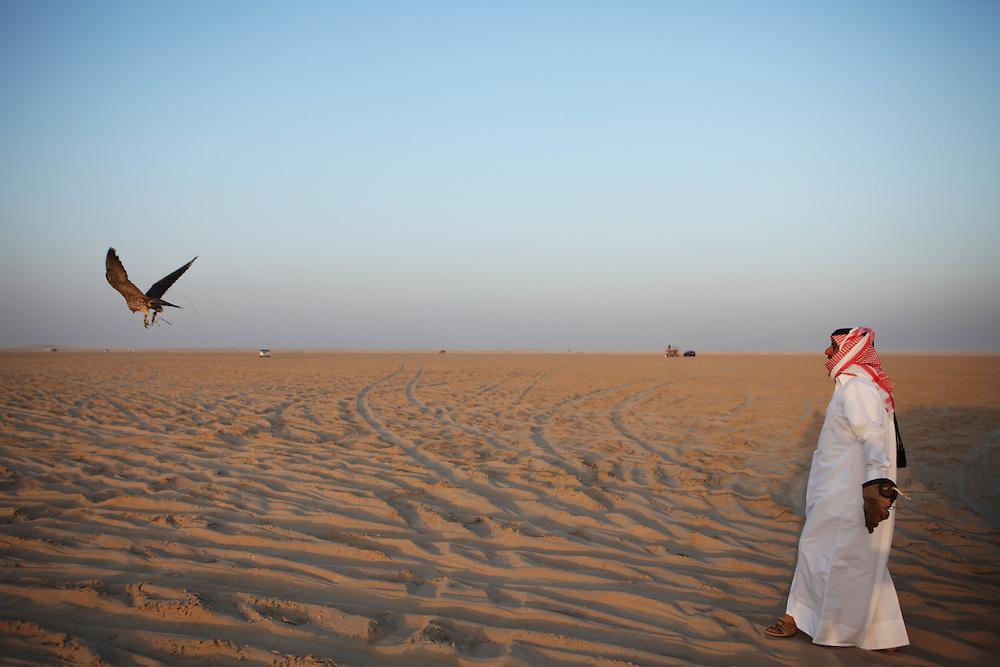 Pengalaman Berjelajah di Gurun Qatar
