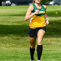 Kaytlyn Criddle competes during the annual Cougar Trot on September 17 at Douglas Park. Credit: Arthur Ward/Arthur Images