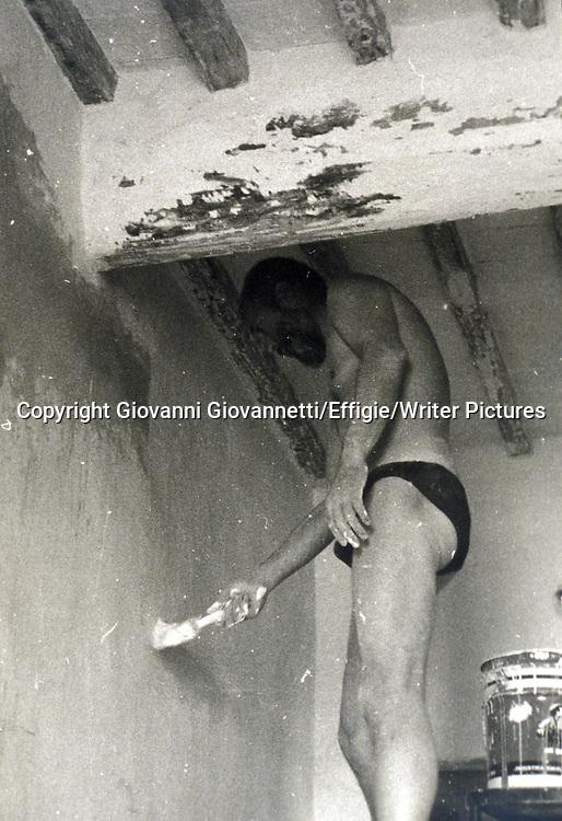 CESARANO GIORGIO A PIEVE DI COMPITO<br /> <br /> <br /> 09/05/2003<br /> Copyright Giovanni Giovannetti/Effigie/Writer Pictures<br /> NO ITALY, NO AGENCY SALES