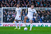 Leeds United midfielder Kalvin Phillips (23) during the EFL Sky Bet Championship match between Leeds United and Sheffield Wednesday at Elland Road, Leeds, England on 11 January 2020.