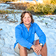 Hendrixson Family & HS Senior Beach Photos