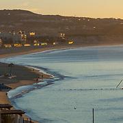 El Medano beach. Cabo San Lucas Bay.