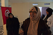 "The ""Organization of the restoration of the Koran"", close to Ennahda, organizes anafabetistion courses for illiterate women  but these courses are a perfect opportunity for Islamic indoctrination. Sejenane is an example of a  Tunisian town that is in the grip of violent Salafis who rule here since April 2011.  Tunisia, Sejnane, april 2012.Sejenane est sous l'emprise des  Salafistes violents qui y font la loi et y ont installé un régime de terreur depuis avril 2011. ..""l'Organisation de la restauration du Koran"", proche de L'ennahda organise des cours d'anafabetistion pour des femmes illétrès qui sont une occasion rèvé d'indoctrination islamique."