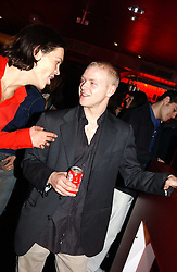 OTTO     at an Easter party hosted by Charlie Gilkes under the umbrella of his new PR/Events Company; 'Chic Vie' at trendy South Kensington Nightclub; 'Boujis' that is a favourite with Princes William and Harry and a host of other celebrities on 21st March 2005. Guests enjoyed a fruit martini reception on arrival and danced the night away until the early hours<br /><br />NON EXCLUSIVE - WORLD RIGHTS