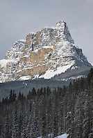 Castle Mountain, Banff National Park Alberta Canada