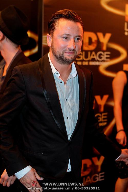NLD/Amsterdam/20111004 - Premiere Body Language, Dennis Weening