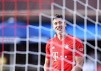 FUSSBALL 1. BUNDESLIGA   SAISON 2019/2020   TESTSPIEL FC Rottach-Egern  -  FC Bayern Muenchen      08.08.2019 Robert Lewandowski (FC Bayern Muenchen)