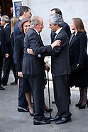 033114 Spanish Royals Attend Adolfo Suarez State Funeral