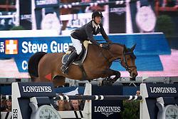 Guerdat Steve (SUI) - Concetto Son<br /> Longines Global Champions Tour of Antwerpen 2014<br /> © Dirk Caremans