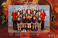 Rockingham Flames Team Photos 2017