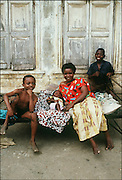 Family Life in Dakar - Senegal