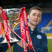FREE TO USE PHOTOGRAPH....25.01.16<br /> St Johnstone defender Tam Scobbie pictured ahead of this weekend's Utilita Scottish League Cup semi-final against Hibs on Saturday 30th January 2016 at Tynecastle<br /> Picture by Graeme Hart.<br /> Copyright Perthshire Picture Agency<br /> Tel: 01738 623350  Mobile: 07990 594431