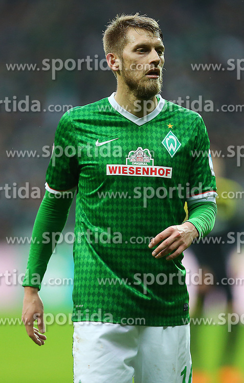 Football: Germany, 1. Bundesliga<br /> Aaron Hunt (SV Werder Bremen)