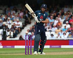 June 13, 2018 - London, England, United Kingdom - England's Jos Buttler .during One Day International Series match between England and Australia at Kia Oval Ground, London, England on 13 June 2018. (Credit Image: © Kieran Galvin/NurPhoto via ZUMA Press)