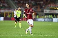 c - Milano - 27.08.2017 - Milan-Cagliari - Serie A 2a giornata   - nella foto:  Nikola Kalinic