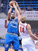 DESCRIZIONE : Qualificazioni EuroBasket 2015 Russia-Italia  <br /> GIOCATORE : Luigi Datome<br /> CATEGORIA : nazionale maschile senior A <br /> GARA : Qualificazioni EuroBasket 2015 - Russia-Italia<br /> DATA : 13/08/2014 <br /> AUTORE : Agenzia Ciamillo-Castoria