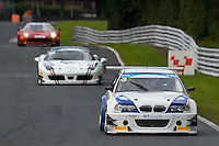 #3 Tom Webb / James Webb BMW M3 E46 GTR during the GT Cup Championship at Oulton Park, Little Budworth, Cheshire, United Kingdom. July 23 2016. World Copyright Peter Taylor/PSP.