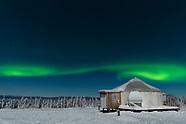 Alaska: Northern Lights (Fairbanks: 07-08 Jan 20)
