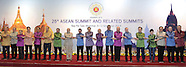 President Obama Attends ASEAN Summit, Myanmar