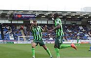 Peterborough United v AFC Wimbledon 221016