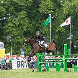 Equi-Trek Bramham International Horse Trials 2012 CCI3*<br /> Kristina Cook and Regal Red
