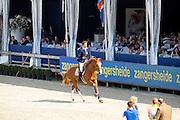Rodrigo Almeida - King Kong of Picobello Z<br /> FEI World Breeding Jumping Championships for Young Horses 2016<br /> © DigiShots
