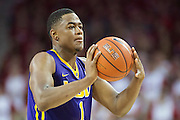 FAYETTEVILLE, AR - MARCH 7:  Jarell Martin #1 of the LSU Tigers passes the ball during a game against the Arkansas Razorbacks at Bud Walton Arena on March 7, 2015 in Fayetteville, Arkansas.  The Tigers defeated the Razorbacks 81-78.  (Photo by Wesley Hitt/Getty Images) *** Local Caption *** Jarell Martin