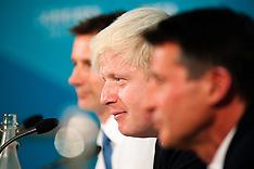 London 2012 final press conference