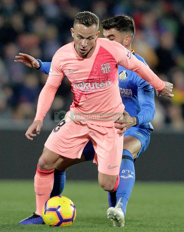 صور مباراة : خيتافي - برشلونة 1-2 ( 06-01-2019 ) 664964-034