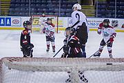 KELOWNA, CANADA - FEBRUARY 05:  at the Kelowna Rockets Skate with KMHA on February 05, 2018 at Prospera Place in Kelowna, British Columbia, Canada.  (Photo By Cindy Rogers/Nyasa Photography,  *** Local Caption ***