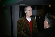 Nigel Planer, Cast change for Wicked. Apollo Victoria theatre. After party at Park Plaza Victoria. 12 April 2007.  -DO NOT ARCHIVE-© Copyright Photograph by Dafydd Jones. 248 Clapham Rd. London SW9 0PZ. Tel 0207 820 0771. www.dafjones.com.