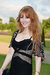 CHARLOTTE TILBURY at the Fashion Rules Exhibition Opening at Kensington Palace, London W8 on 4th July 2013.