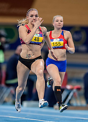 11-02-2017 NED: AA Drink NK Indoor, Apeldoorn<br /> Marijke Boogerd 48 AAV 46, 60 m