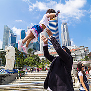 Dr. Kamle & family - Singapore