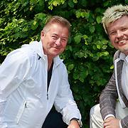 NLD/Hilversum/20110603 - CD presentatie Rene Karst, Jan Keizer en Rene Karst