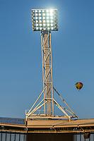 ALKMAAR, 19-05-2017, AZ - FC Groningen,  AFAS Stadion, luchtballon, lichtmast