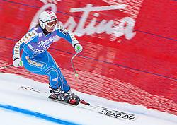 19.01.2011, Tofana, Cortina d Ampezzo, ITA, FIS World Cup Ski Alpin, Lady, Cortina, Abfahrt 1. Training, Bild Anja Paerson (SWE, #13) // Anja Paerson (SWE) during FIS Ski Worldcup ladies downhill first training at pista Tofana in Cortina d Ampezzo, Italy on 19/1/2011. EXPA Pictures © 2011, PhotoCredit: EXPA/ J. Groder