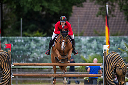 Philippaerts Anthony, BEL, All Right Du Genet<br /> European Jumping Championship Children<br /> Zuidwolde 2019<br /> © Hippo Foto - Dirk Caremans<br /> Philippaerts Anthony, BEL, All Right Du Genet