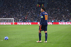 November 27, 2018 - Turin, Piedmont, Italy - Dani Parejo (Valencia CF) during the UEFA Champions League match between Juventus FC and Valencia CF, at Allianz Stadium on November 27, 2018 in Turin, Italy. .Juventus won 1-0 over Valencia. (Credit Image: © Massimiliano Ferraro/NurPhoto via ZUMA Press)