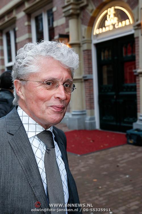 NLD/Amsteram/20121024- Presentatie biografie Joop van den Ende, Jacques d' Ancona